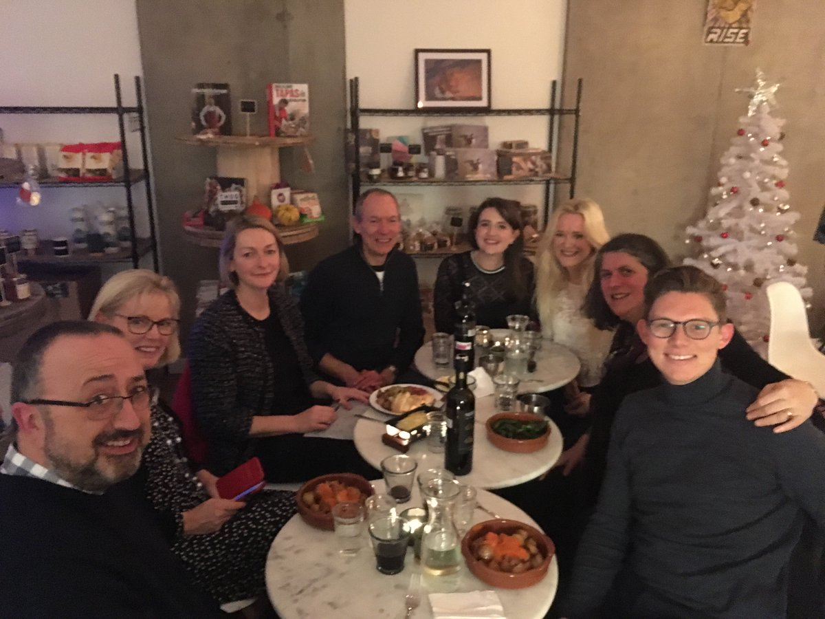 Office Christmas do at great #newporteast venues @ThePodNewport and @MonuskDeli with @jessicamordenmp and @JGriffithsLab<br>http://pic.twitter.com/21zR0ia2yX