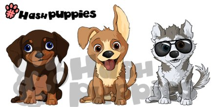 Image result for hashpuppies