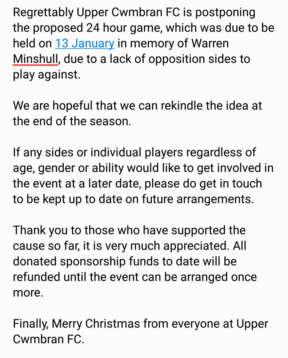 Upper Cwmbran FC on Twitter: