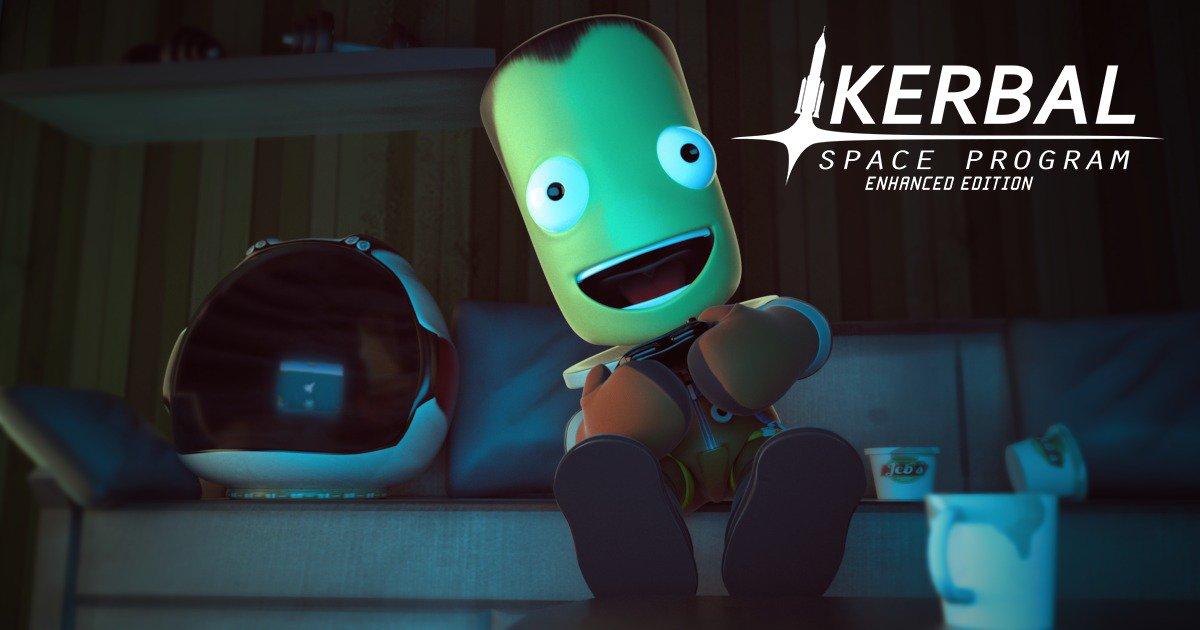 Kerbal Space Program on Twitter:
