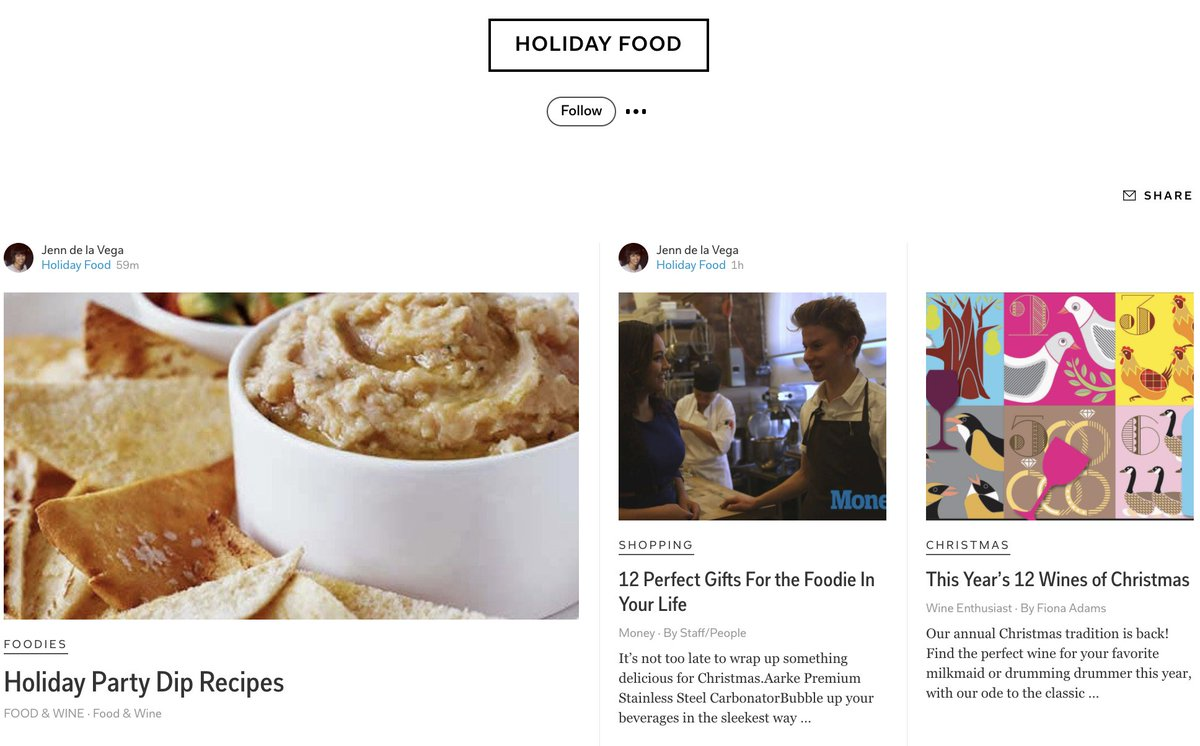Flipboard on twitter holiday central food is full of christmas flipboard on twitter holiday central food is full of christmas dinner recipes cute cookie ideas and breakfast casseroles to feed a crowd forumfinder Choice Image