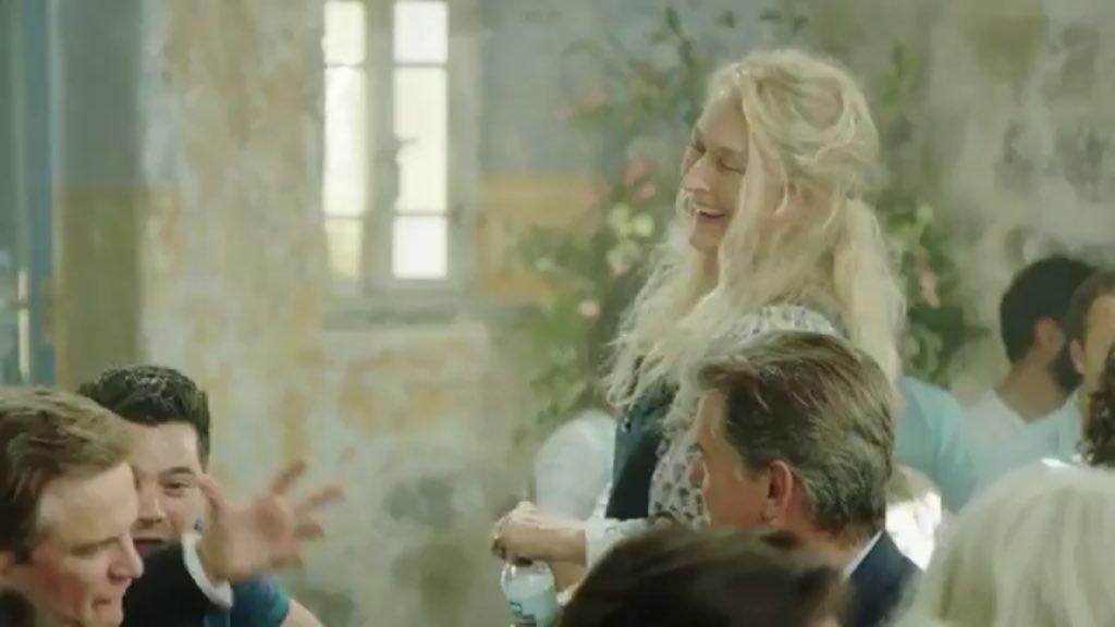 Meryl Mamma Mia 2