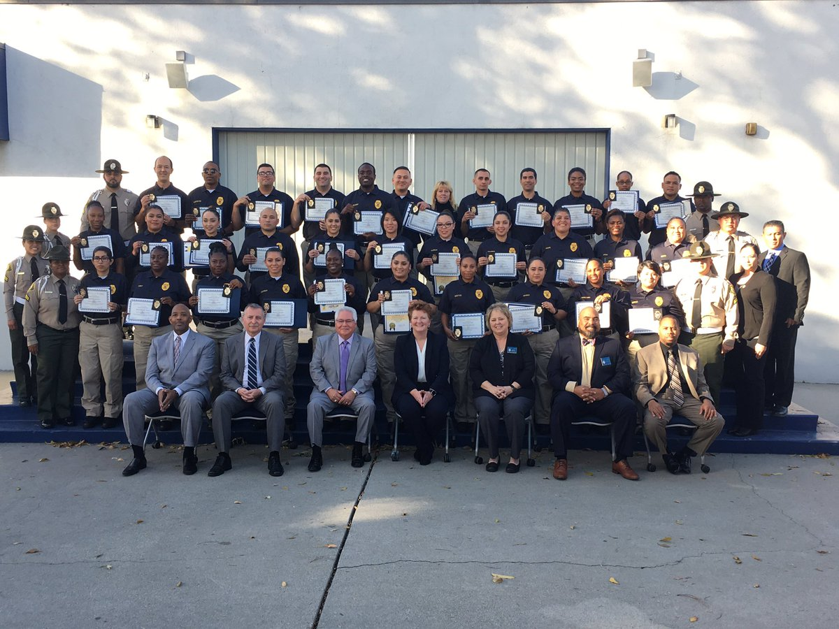 Los Angeles County Probation Department On Twitter Congratulations To The 22 Female And 10 Male New Detention Services Officers And Group Supervisors Nights Who Graduated Today From La County Probation S Juvenile Corrections