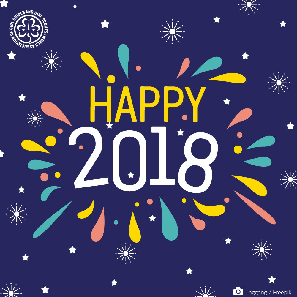 wagggs on twitter happy new year its now 2018 for the first of our member organisations wherever you are in the world and whenever you celebrate new