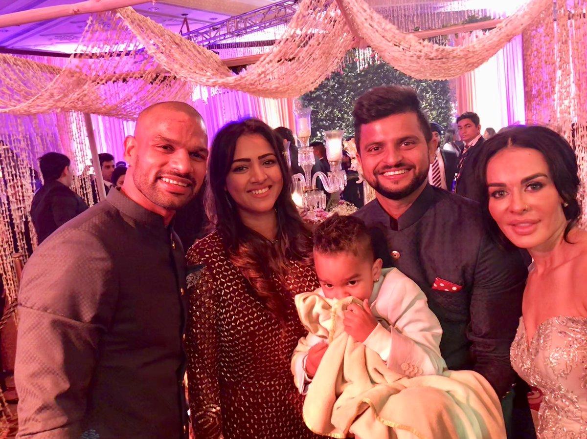 Watch: Cricketers Attend Virat Kohli-Anushka-Sharma's Wedding Reception