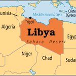 State of Libya, Maghreb Region, Northern Africa