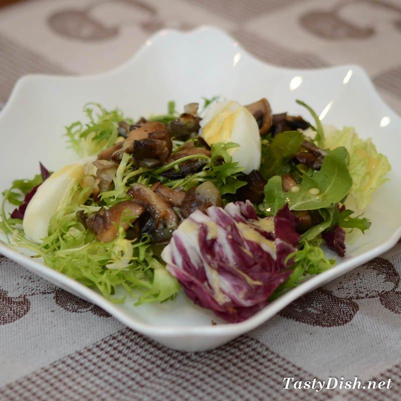 Рецепты из грибов в мультиварке