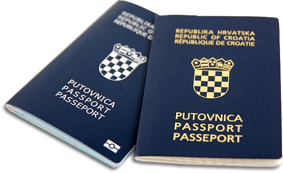 "Paul Lewis sur Twitter : ""British pride to be restored in October 2019 when  the passport changes to Croatian EU blue https://t.co/FKR3B6IF8N We could  have had a blue passport since 1988. We"