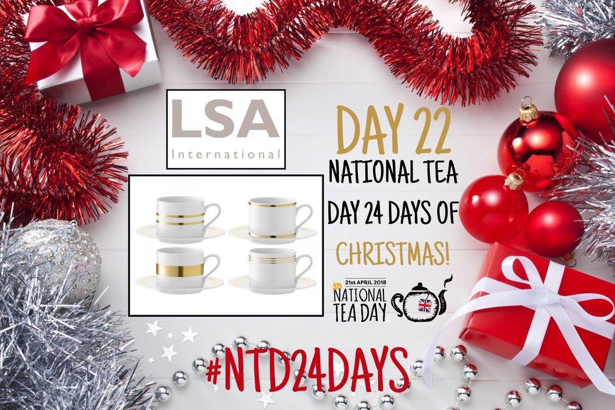 National Tea Day on Twitter: \