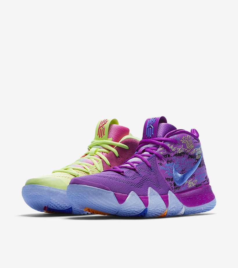 ae104196057 ... italy nike kyrie 4 confetti dropping via foot locker eu in 10mins  ukbit.ly 2kwaszo