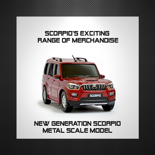 Mahindra Scorpio On Twitter Check Out Exciting Range Of Merchandise Pick Your Favorites You Can Them At Https T Co Ljjnndfogr