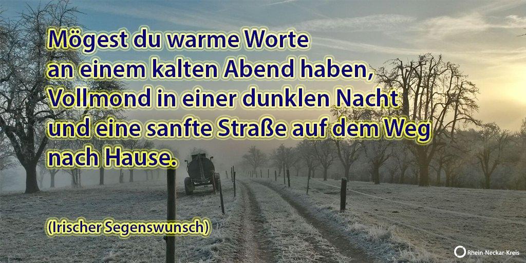 Frohe Weihnachten Irisch.Rhein Neckar Kreis On Twitter Schon Wieder Geht Ein Jahr Zu Ende