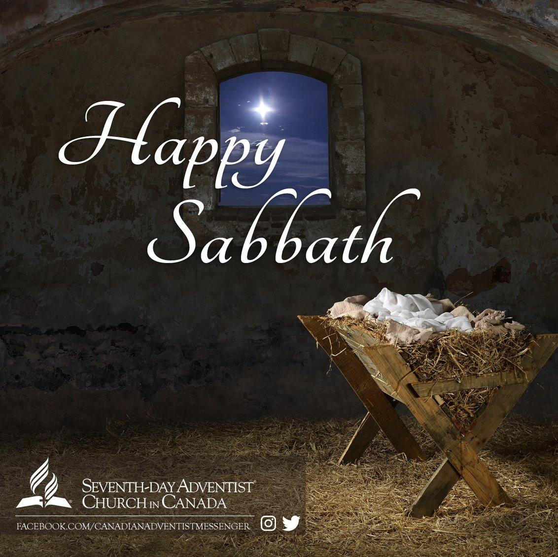 Do 7th Day Adventists Celebrate Christmas.Adventist Messenger On Twitter Happy Sabbath From Canadian