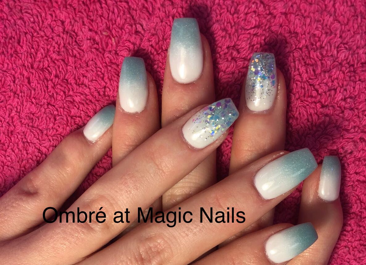 Red Ombre Nails Christmas.Magicnailsbolton On Twitter Great Ombre Nails At Our Salon