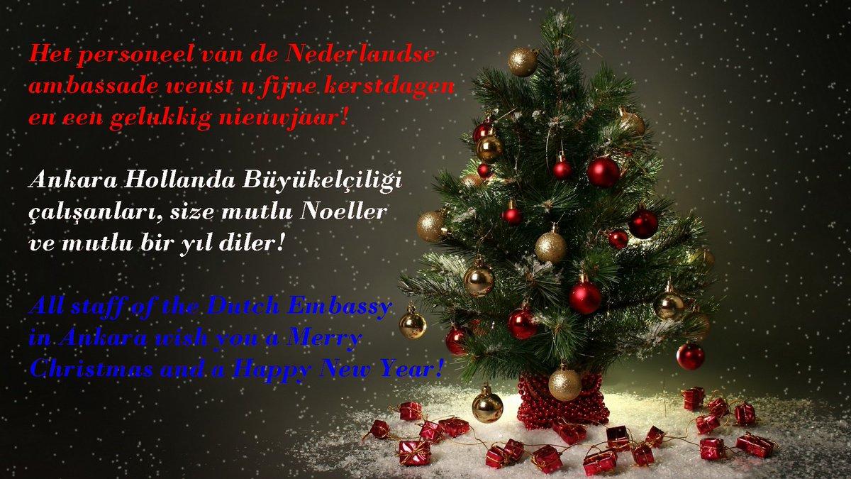 Merry Christmas In Dutch.Cees Van Beek On Twitter Ankara Hollanda