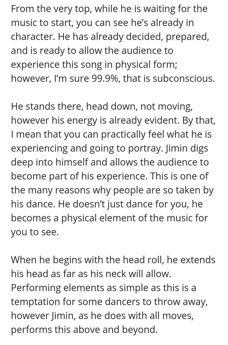 Jimin Jiminhoursblogspotcom On Twitter Lie Dance Analysis - 22 pictures that are beyond impossible to explain