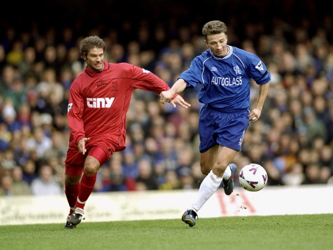 We also wish former Blue Dan Petrescu a very happy birthday!