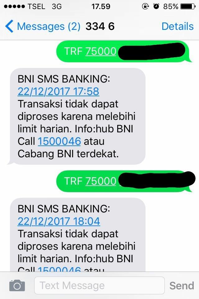 Pt Bank Negara Indonesia Persero Tbk On Twitter Selamat Malam Bapak Benny Perihal Mengenai Operasional Terbatas Yang Buka Pada Hari Natal 2018 Cabang Bni Bandung Bandung Bandung Kc Jl Asia