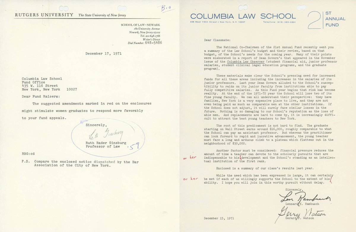 Columbia Acceptance Letter.Columbia Law School On Twitter 46 Years Ago Alumna