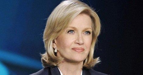 Happy Birthday to television journalist Lila Diane Sawyer (born December 22, 1945).