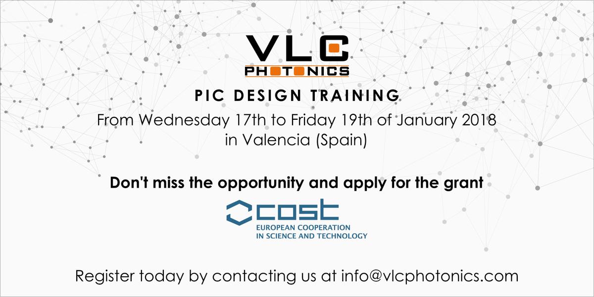 VLC Photonics S L  on Twitter:
