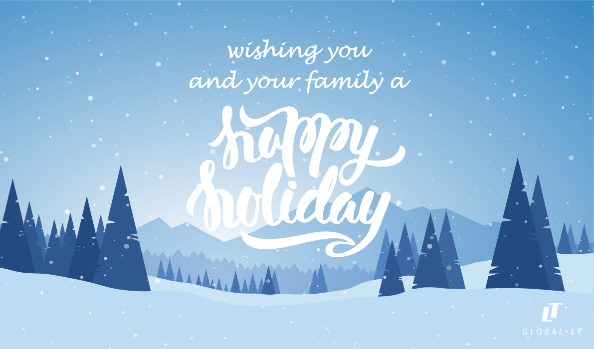 Our U.S. offices will be closed today, December 22nd and Monday, December 25th. Have a safe and happy holiday! https://t.co/LCf4wBl0td