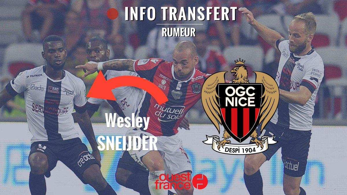 #OGCN Sneijder déjà sur le départ ? https://t.co/1rWDroaUCn