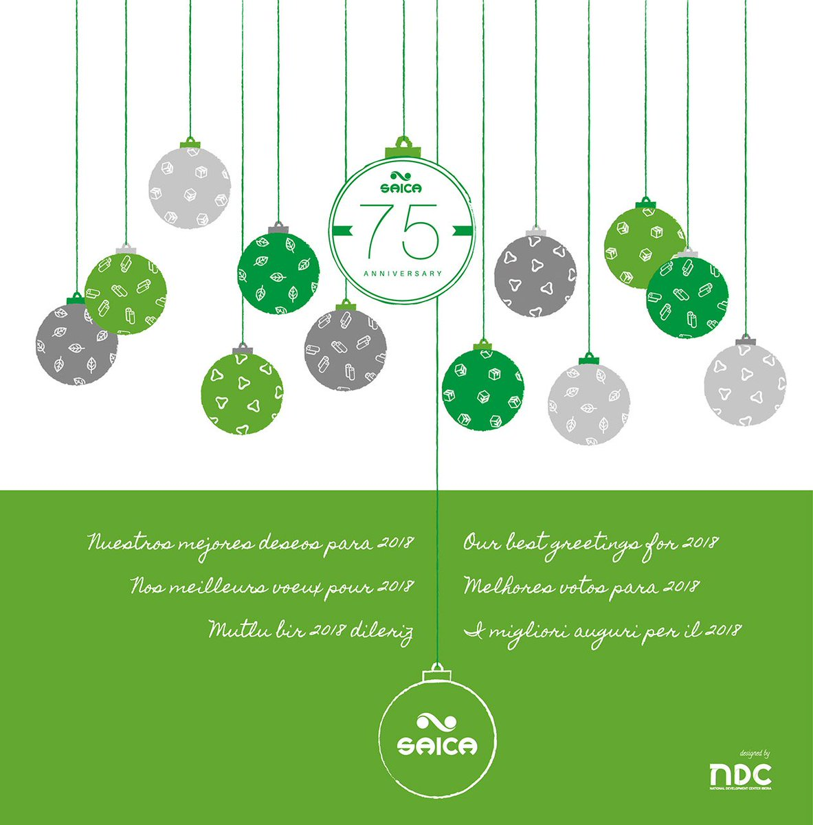 Wishing all our customers, suppliers, colleagues and friends a very happy Christmas and prosperous 2018. https://t.co/Kv2sLxOwBO