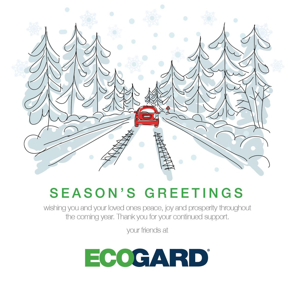 Ecogard On Twitter Seasons Greetings Wishing You And Your Loved