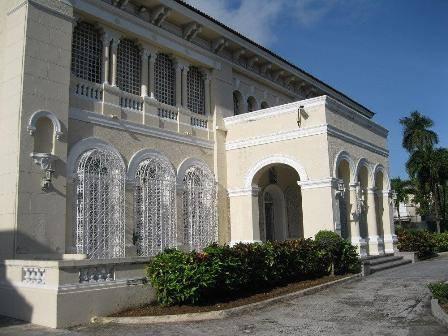 Britische Botschaft in Havanna   Bildquelle: https://twitter.com/ukincuba/status/944271421223686154 © UKinCuba/Twitter   Bilder sind in der Regel urheberrechtlich geschützt