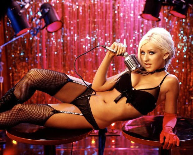 Celebrate Christina Aguilera\s Birthday With Her Hottest Maxim Throwback Photos - Christ.