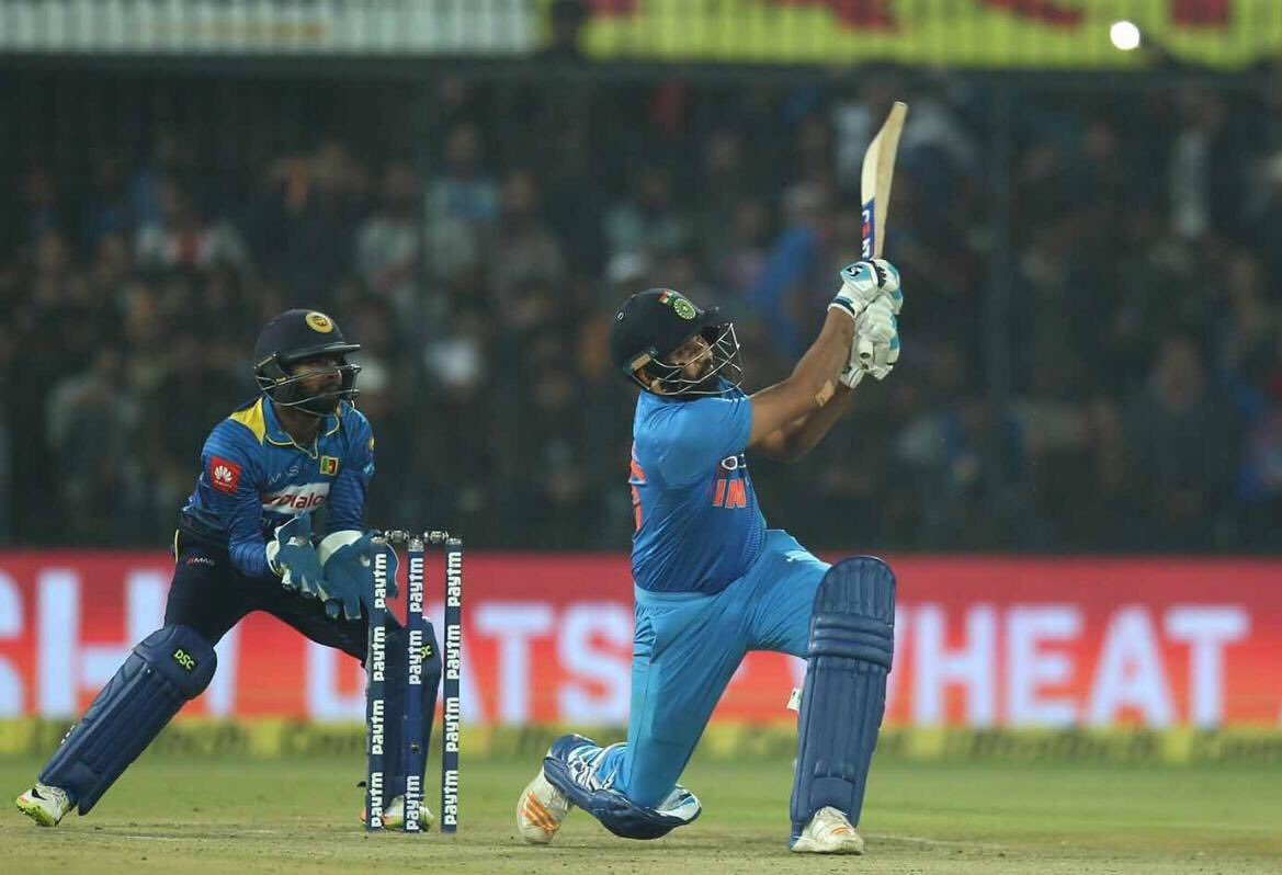 Rohit Sharma hits the Joint fastest T20 Century and India Thrashes Sri Lanka in Style, Again!