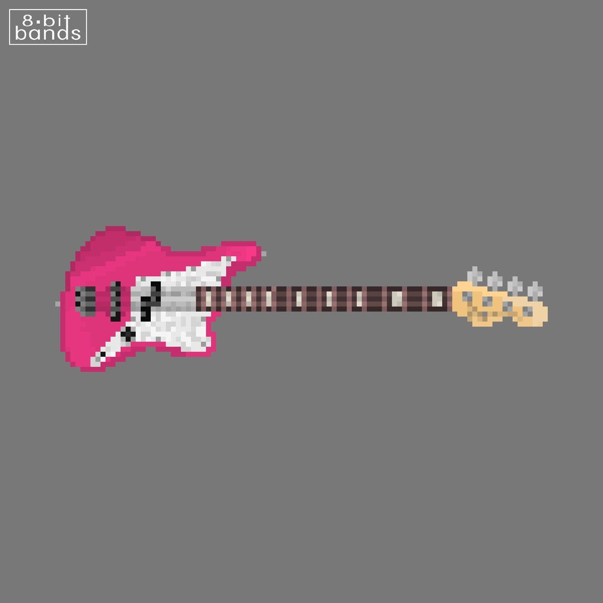 8 Bit Bands On Twitter Mark Hoppus Fender Jaguar Bass Tco 5YjmAfz4Gh