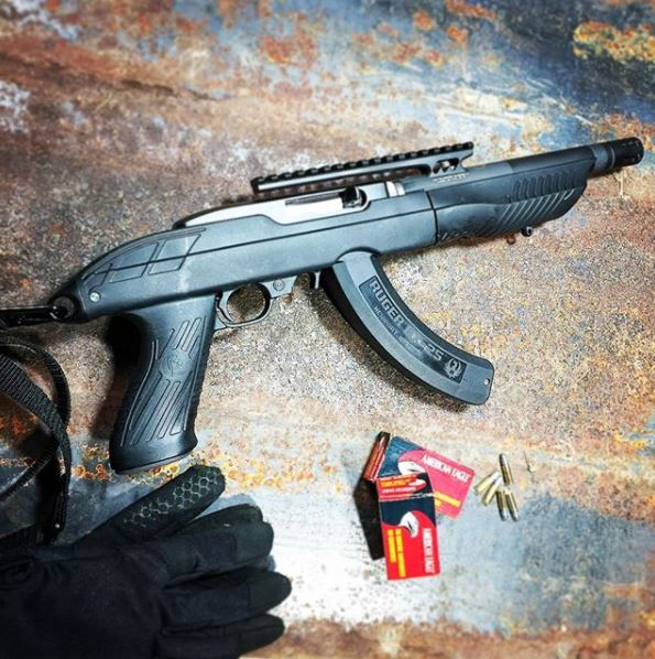 Adaptive Tactical On Twitter Super Charged Takedown Ruger 22