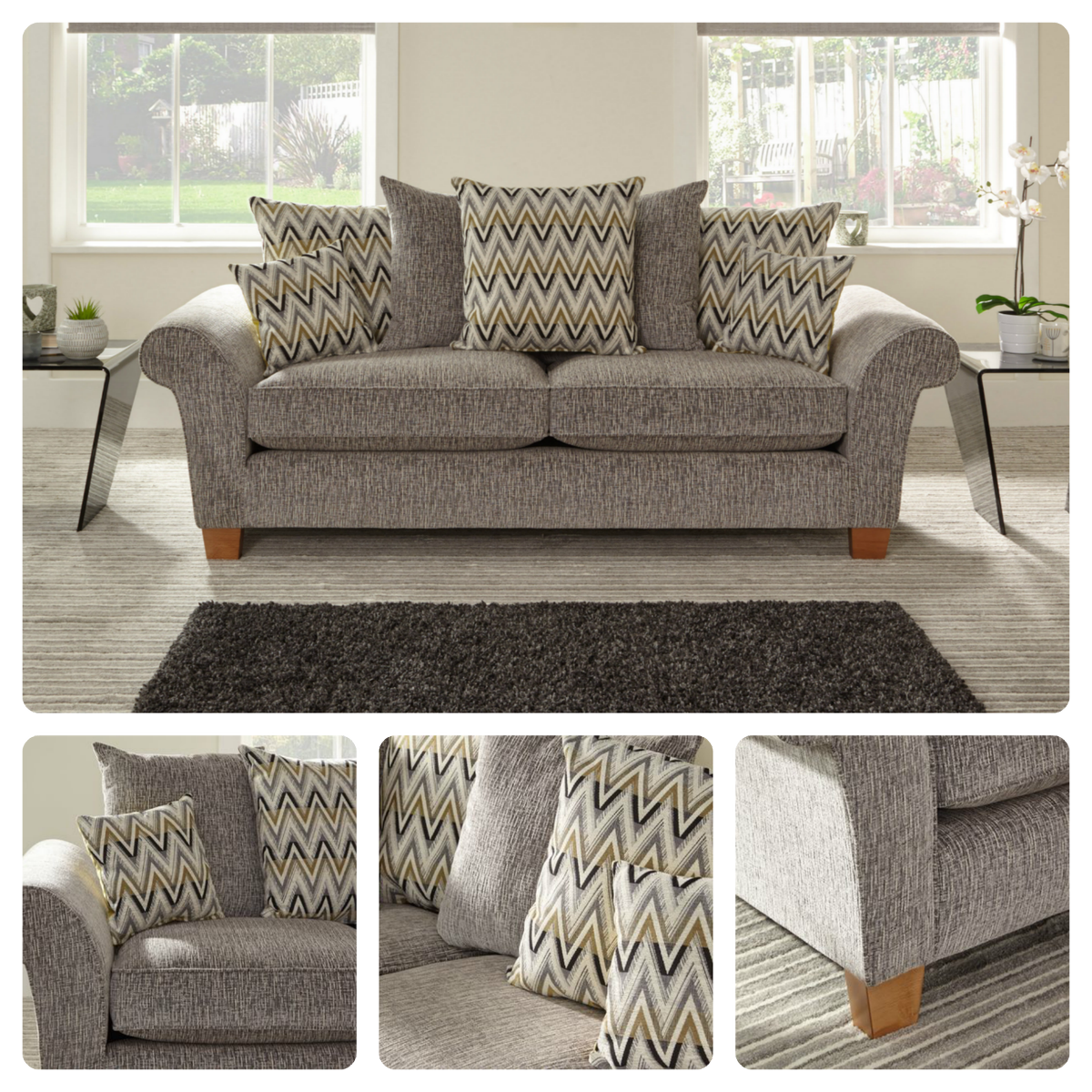 Scs Sofas On Twitter The Laguna Sofa Collection Combines Contemporary Designs And Vibrant Accent Fabrics Creating A Range That Would Look Stylish In Any