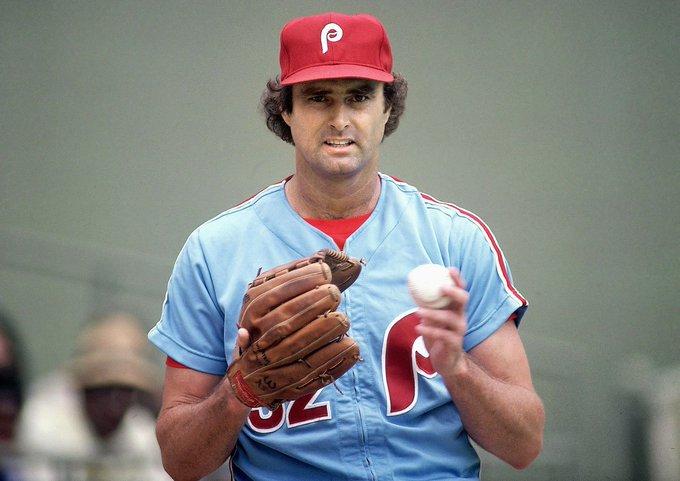 Happy birthday to Hall of Fame pitcher, Steve Carlton!