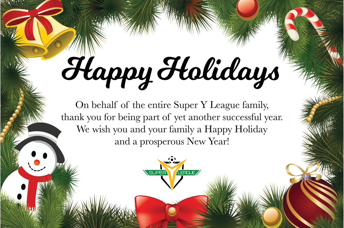 Super Y League on Twitter: \