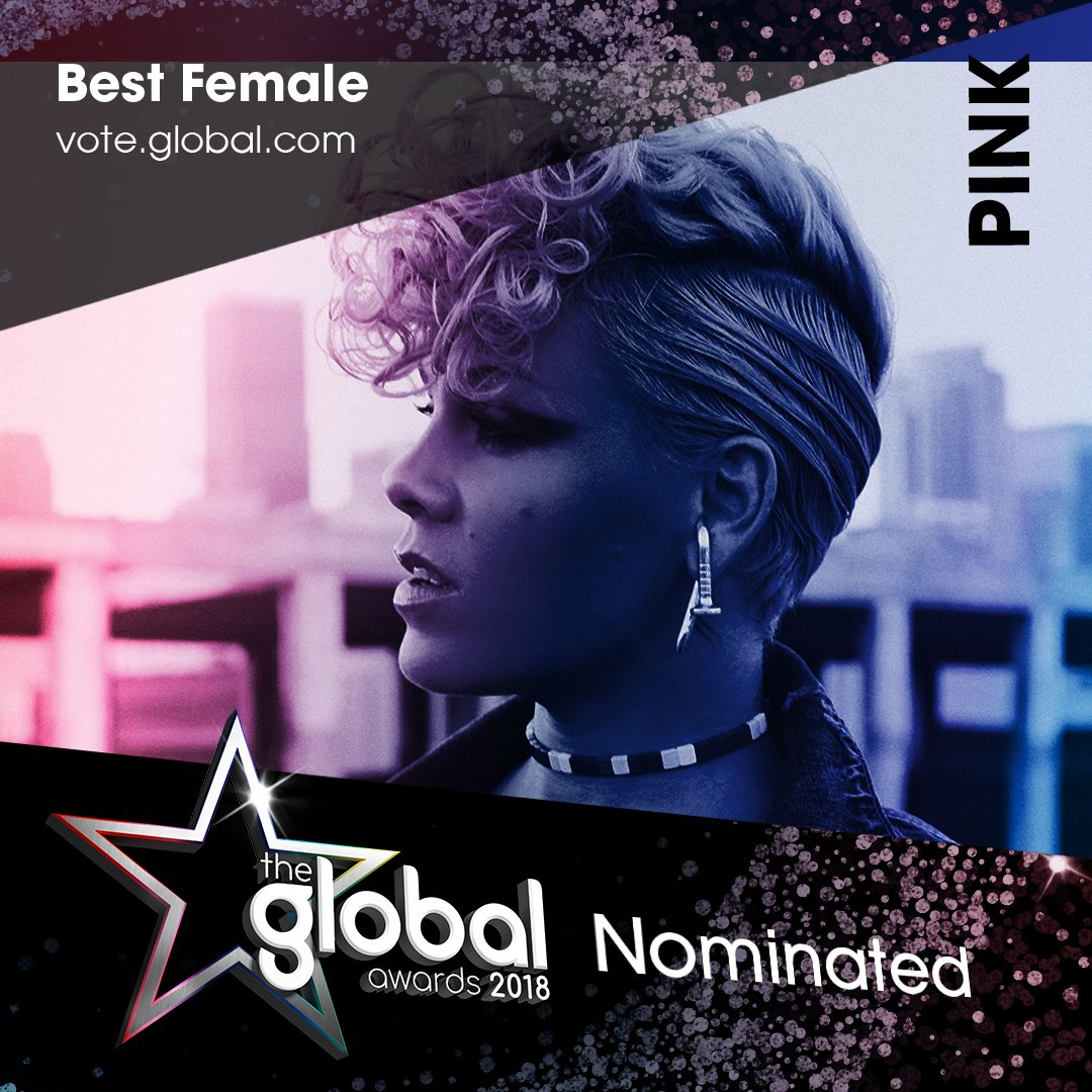 8. @Pink 👅 #TheGlobalAwards Vote now: https://t.co/sskYB41ct9