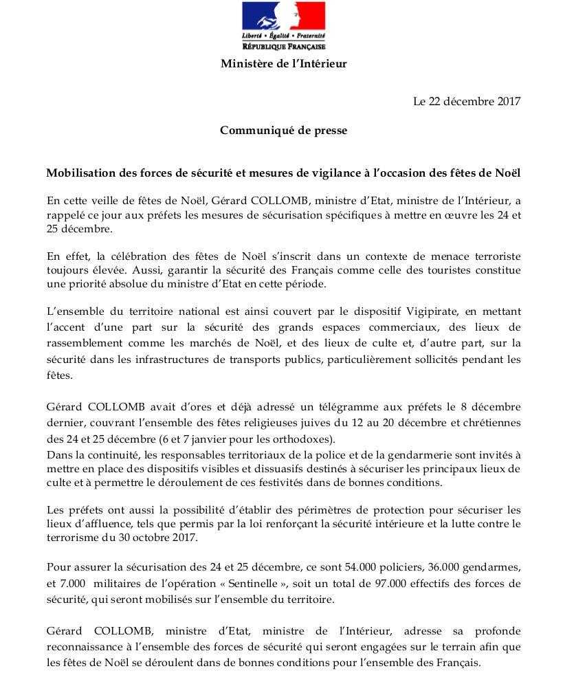 Célèbre Ministère de l'Intérieur (@Place_Beauvau) | Twitter YG08