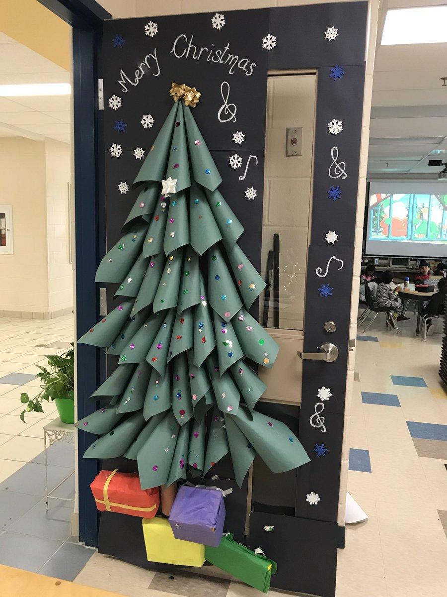 Kicia Abdur-Rashid on Twitter  Amazing display of school spirit @EldoradoPDSB Door Decorating Challenge @Brad_Teeter @JulieOrazem @PeelSchoolsu2026   & Kicia Abdur-Rashid on Twitter: