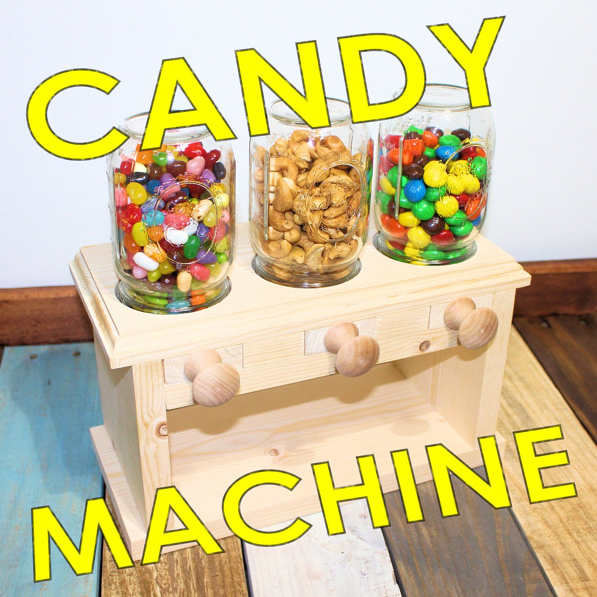 Specific Love Creations On Twitter Diy Triple Candy Dispenser