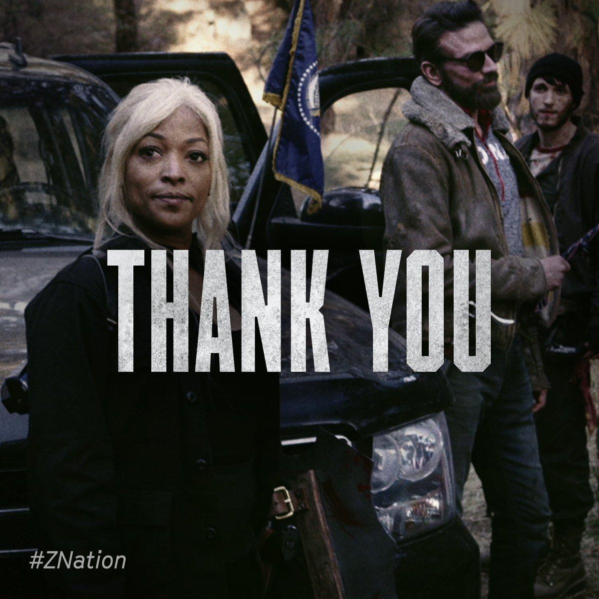 Célèbre Z Nation (@znation) | Twitter ZG21