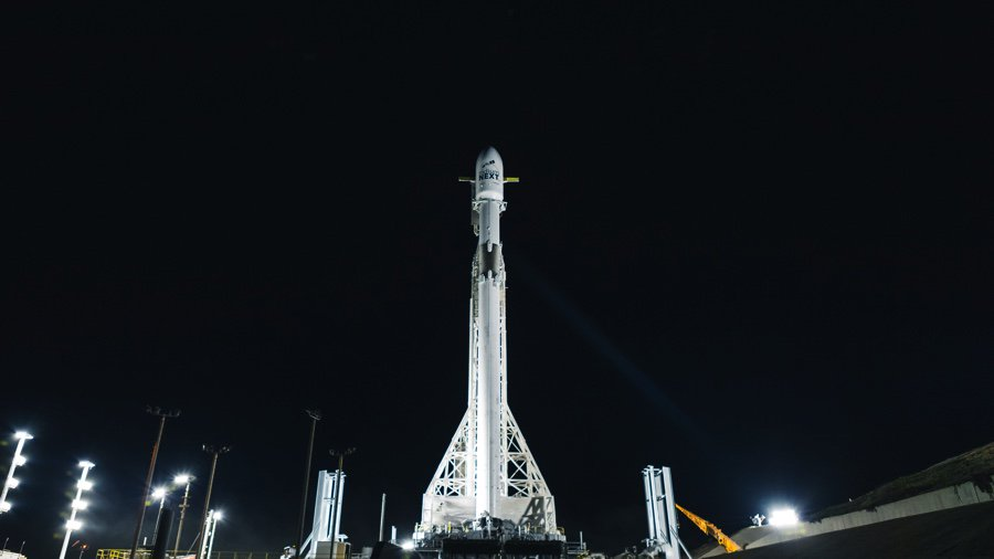 Spacex twitter