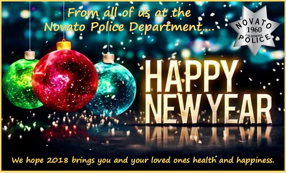"""Novato Police on Twitter: """"On behalf of all of us at ..."""