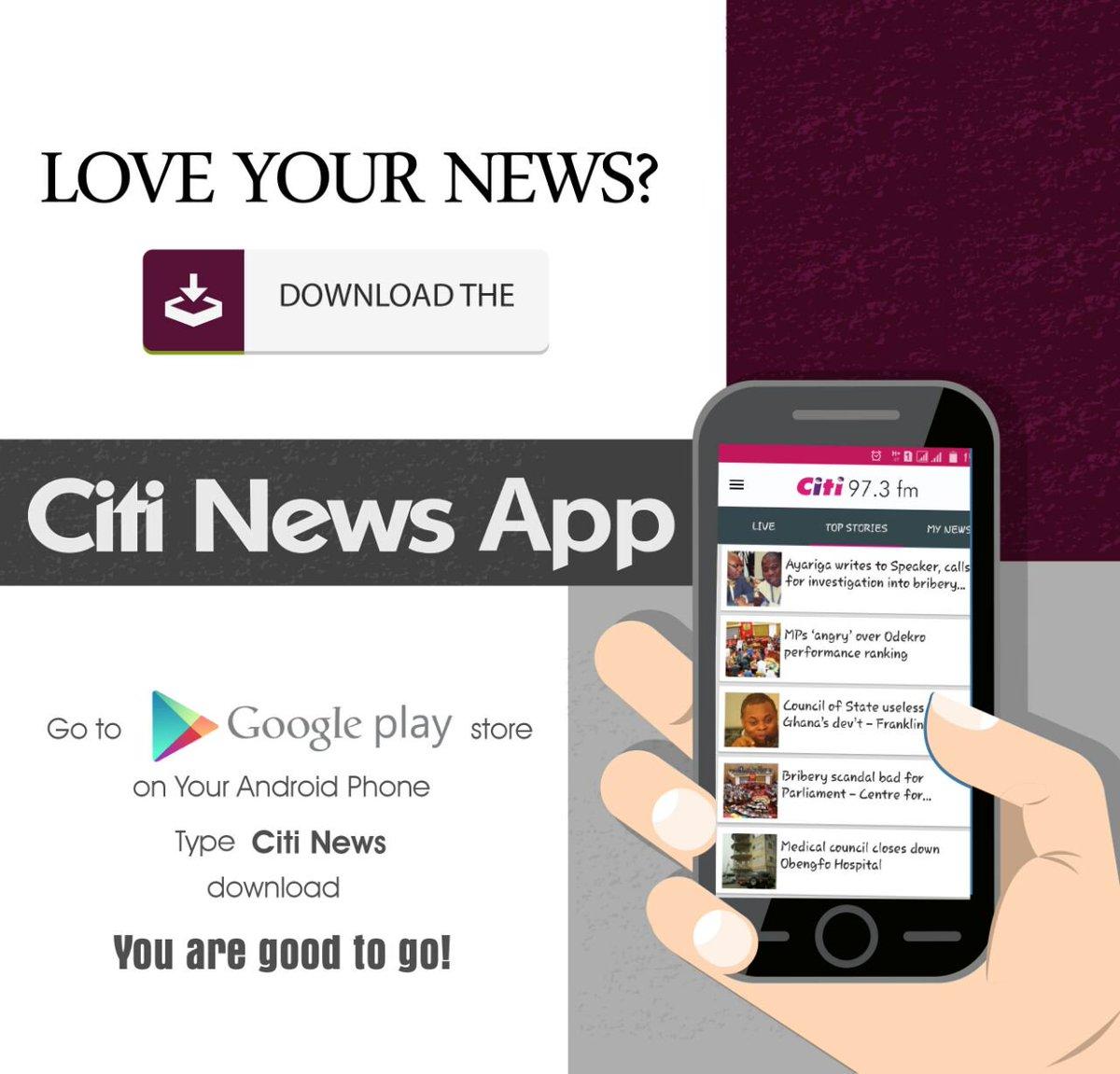 CitiNewsroom on Twitter: