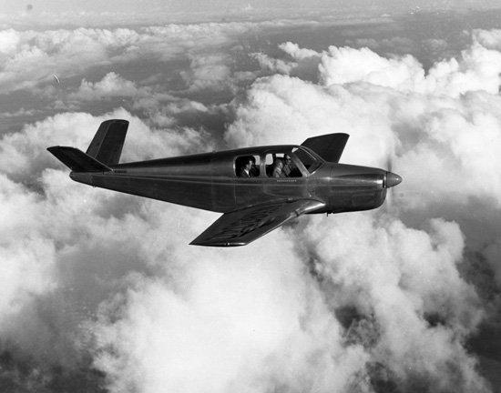 1947 Bonanza Aircraft Flight Manual