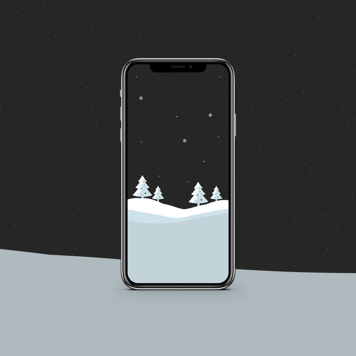 Ar7 On Twitter Ios Homescreen Wallpaper Christmas Tree And