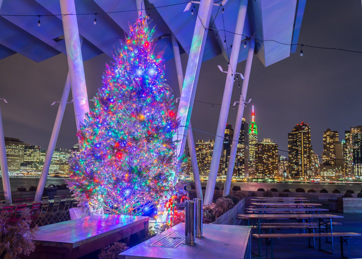 noel calingasan on twitter lic landing christmas tree long island