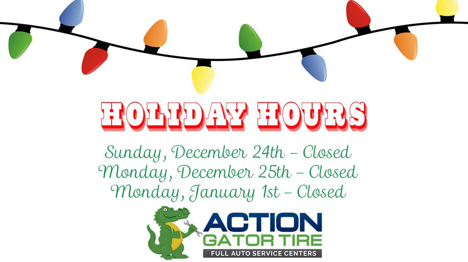Action Gator Tire On Twitter Happy Holidays From All Of Us At