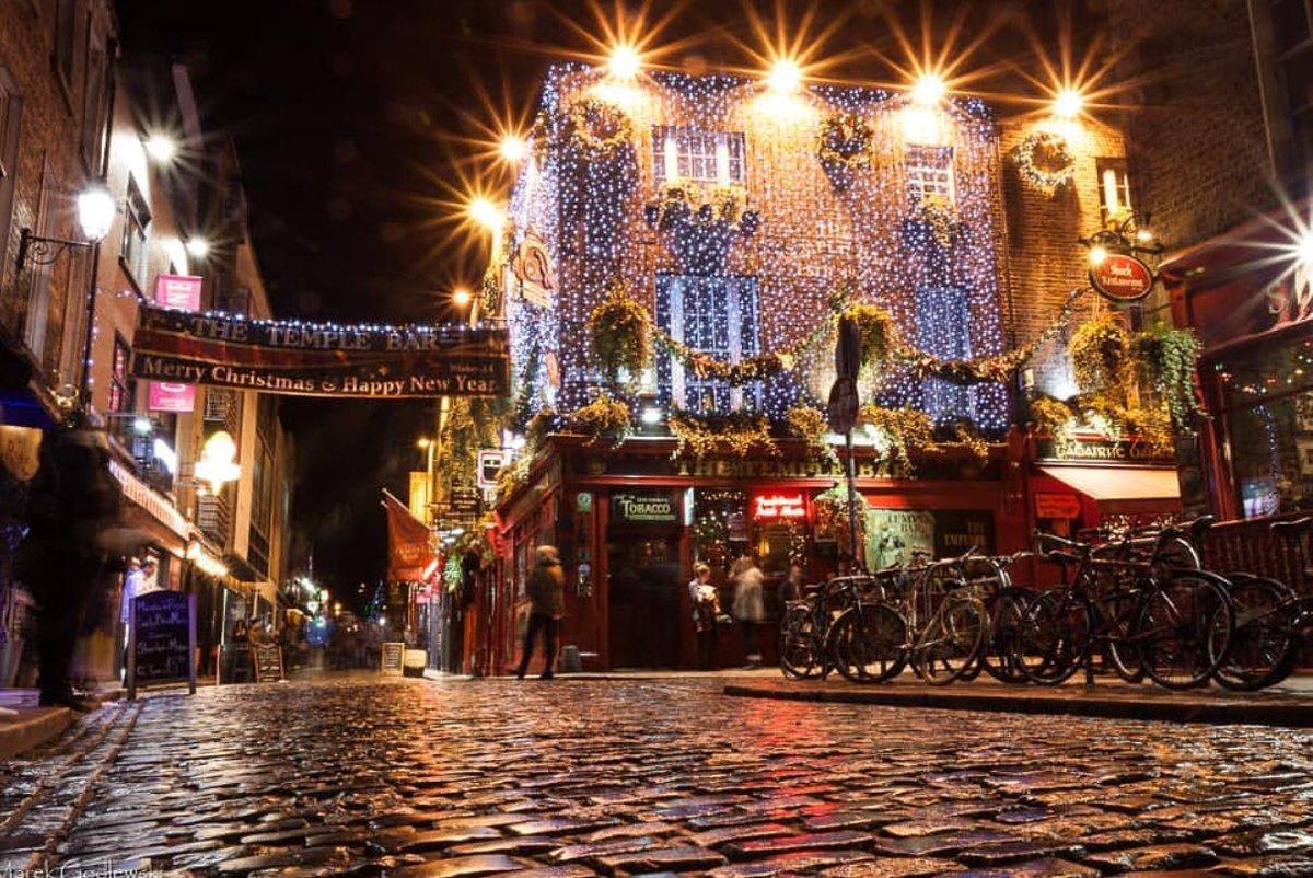 Christmas In Dublin Ireland.Cie Tours On Twitter Dublin Is Feeling The Magic Of